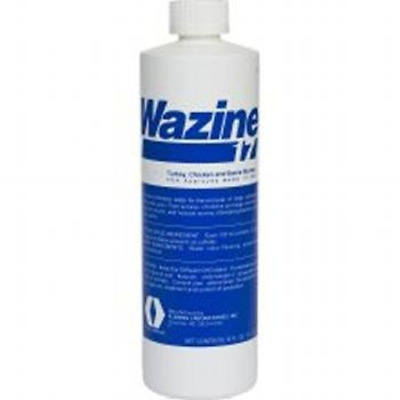 Best Quality Wazine 17% / Size 16 Ounce By Fleming Ltd