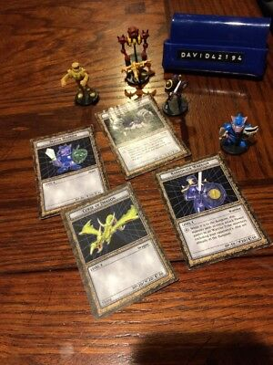 Yugioh Dungeon Dice Monsters Booster HUGE LOT