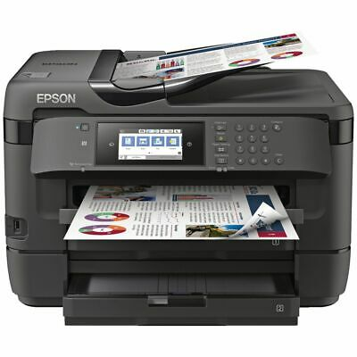 Epson WorkForce A3 Wireless MFC Printer WF-7720