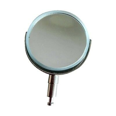 Metal Microscope Mirror Bracket w/ glass Microscope Mirror Reflector Assembly