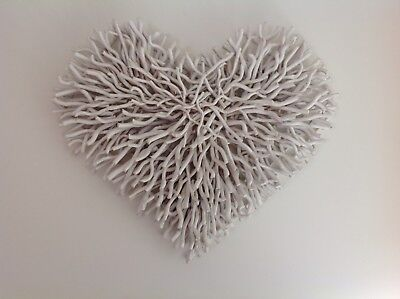 Twisted Willow Wooden Wall Hanging