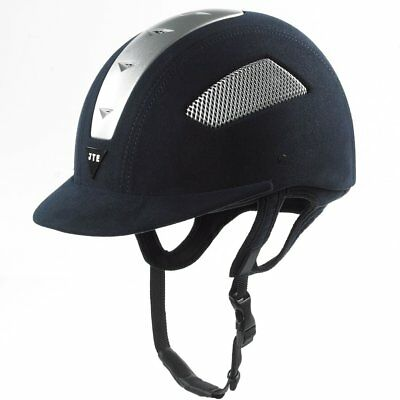 Just Togs Jte Sprint Excel Unisex Safety Wear Riding Hat - Navy All Sizes