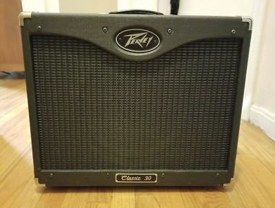 Peavey Classic 30 Valve Guitar Amp Combo *** GET 5% OFF AT CHECKOUT ***