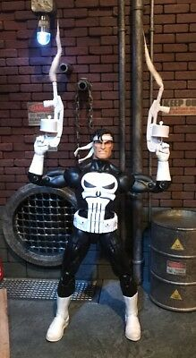 "Marvel Legends 6"" Punisher Vintage / Classic Frank Castle Custom Warzone"