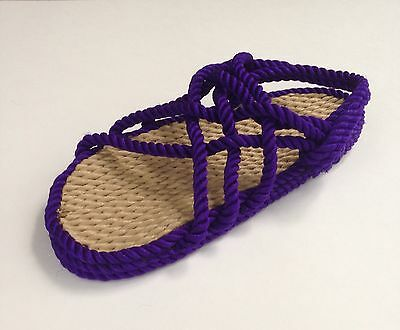 Of Sandals State Nomadic New Navy Blue Slide Rope Womens Mind nPO0k8w