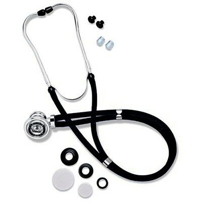 Sprague - Rappaport Stethoscope Omron Dark Blue 22'' Double Sided Chest piece