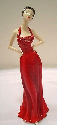 Royal Doulton V&A Fashion House Of Worth Yolande HN5816 Figurine