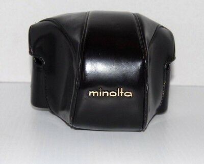 GENUINE Original MINOLTA BRAND CAMERA CARRYING Case for SRT