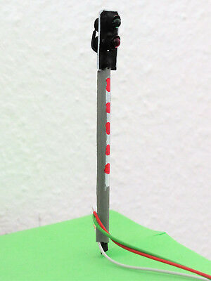 Spur S  Signal  Lichtsignal  Ampel , Metall  1 : 64