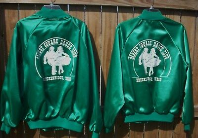 Square Dance~His and Hers Square Dance Jackets~His XXL~Hers Medium
