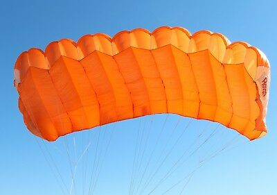 Raven I - 181 sq ft 7 cell F111 skydiving reserve parachute canopy by Precision