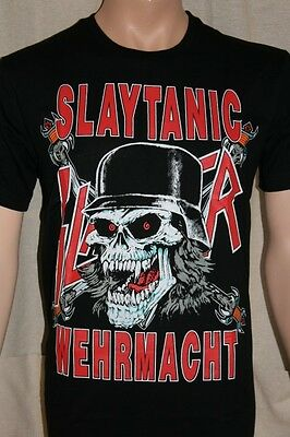 Wacken Slayer Slaytanic Wehrmacht Cruel Force Venom Bathory Shirt Metal Festival