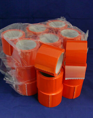 24x PP BOPP Packband Paketklebeband Paketband SET 66m x 75mm orange