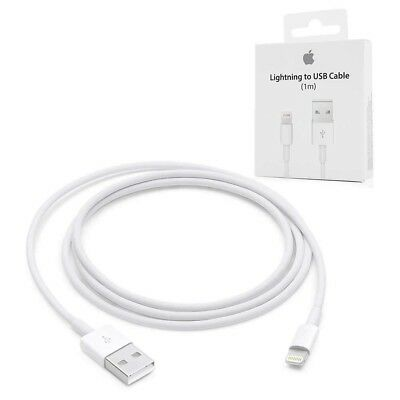 Original OEM apple iphone 5s 6 7 8 plus cable sync data charger 2018 model USB