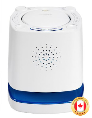 Munchkin Nursery Projector and Sound System (White)