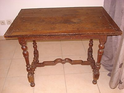 "table ancienne dite ""de change"""