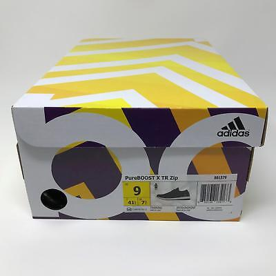 c1ca1b879e330 ADIDAS  BB1579  PURE Boost X Trainer Zip Women s Training Shoes Size ...