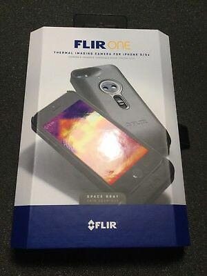 Flir One Thermal Imaging Camera For iPhone 5 / 5s Space Gray