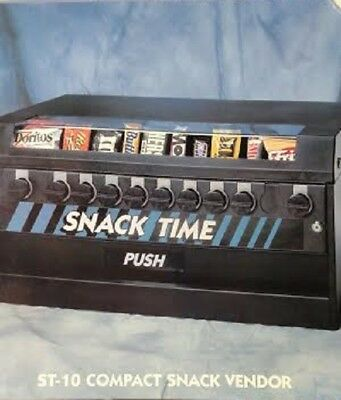 Snack Time Vending Machine