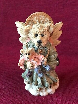 Boyds Bears and Friends: Zoe The Angel of Life - Exclusive Issue 1997 -  #2286