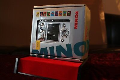 Minox DM 1 Digital Camera - NOS Original packaging