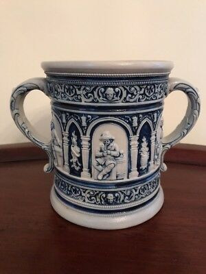 A Fine Quality Large WESTERWALD Loving Cup  circa 1800's