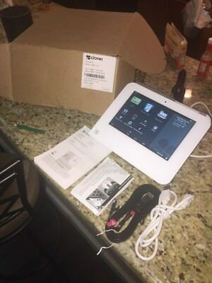 Clover  Mini C301 3G Touchscreen Credit Card POS System