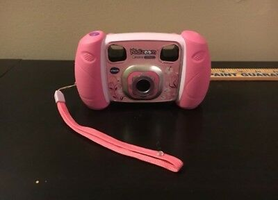 Kids Camera Vtech Kidizoom Pink Girls