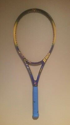 Prince Thunder Extreme midplus tennis racquet - 3/8 - new grip, free stringing