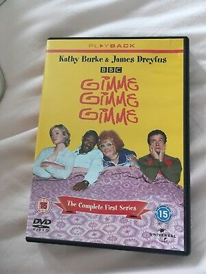 Gimme, Gimme, Gimme The Complete First Series (DVD, 2007)