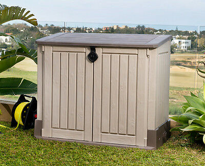Keter Store It Out Midi - 845 Litres Of Outdoor Storage