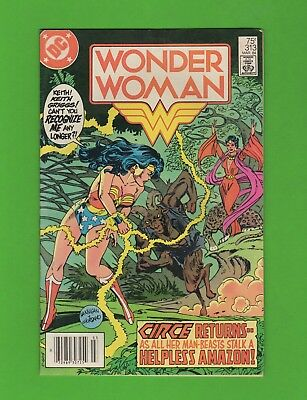 Wonder Woman #313 CIRCE Returns DC Comics 1984 Huntress Back Up Story HOT!!!