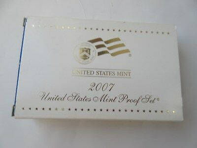 2007 United States Mint Proof Set Münzset