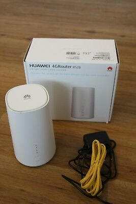 Vodafone Gigacube 4G Router Huawei B528