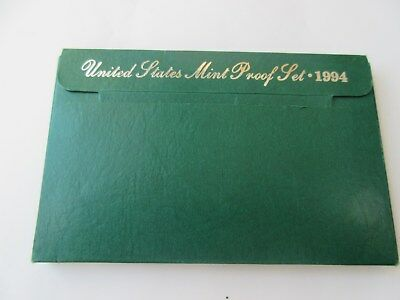 USA 1994 United States Mint Proof set Münzset