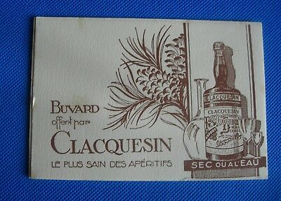 Lot De 3 Buvards Clacquesin 13 Cm X 9 Cm