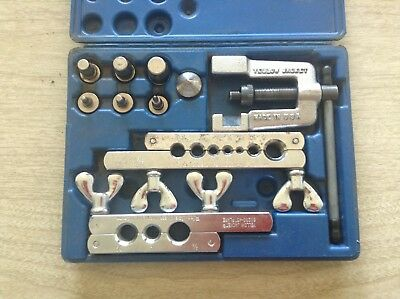 """Yellow Jacket- Ritchie Engineering Swage/flare Kit 60440 1/8""""-3/4"""" O.d."""