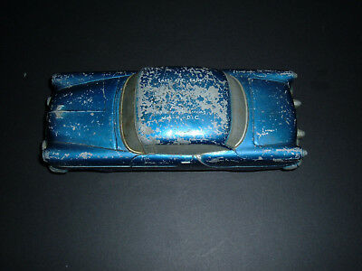 AUTOBANK BANTHRICO Promo Car Metal Bank  No Key 1954 Oldsmobile