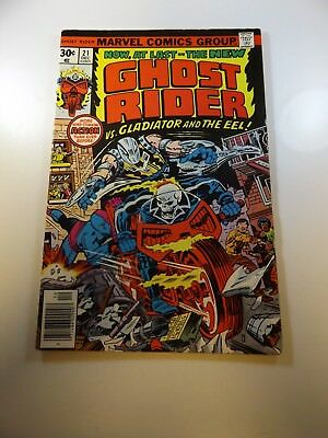 Ghost Rider #21 FN condition Free shipping on orders over $100.00!