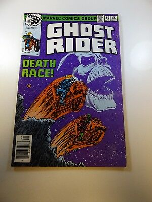 Ghost Rider #35 FN condition Free shipping on orders over $100.00!