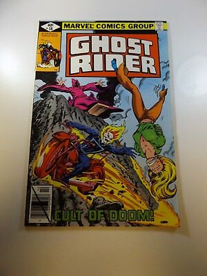 Ghost Rider #38 FN- condition Free shipping on orders over $100.00!