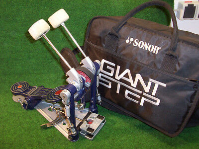 SONOR Giant Step Twin Effect Drum Pedal