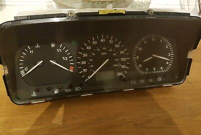 1998 VW T4 Transporter 2 4 D Speedo Clocks Instrument Cluster