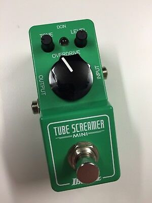 Ibanez Tube Screamer Mini-Pedal