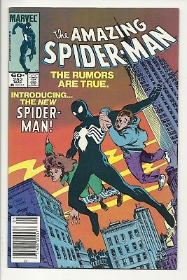 Amazing Spiderman #252  Unread copy (Marvel Comics 1984)