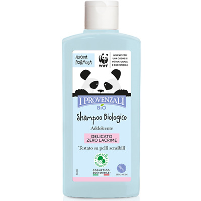 I PROVENZALI organic baby line - ultra gentle shampoo & wash for babies 250 ml