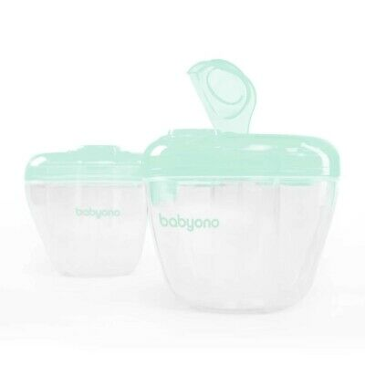 BabyOno Baby Milk Powder Storage Dispenser Pot Container