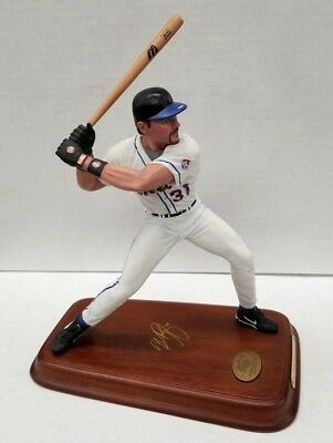 Mike Piazza New York Mets Danbury Mint statue figurine