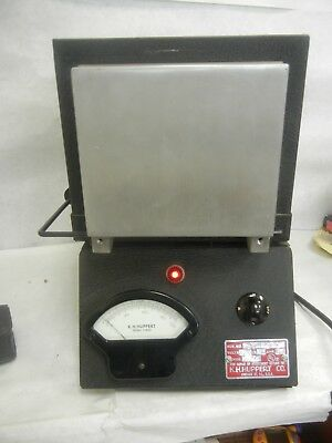 K.h. Huppert Co. 110 Volt Model 434 Electric Furnace Kiln 1800F Mint