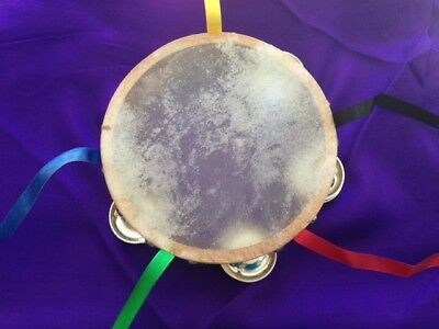 Tambourines For Dancers